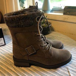 Torrid Combat boots sz 11